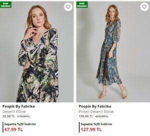 Morhipo indirimli elbiseler