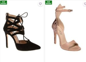 Morhipo topuklu ayakkabılar