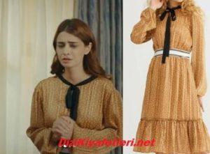Sefirin Kızı Menekşe elbisesi