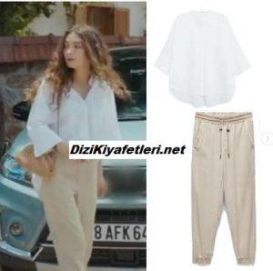 Sefirin Kızı Neslihan Atagul pantolon markası