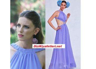 Bige Önal Uzun Elbise Markası
