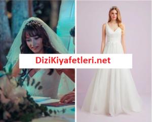 Çukur Ece Yaşar gelinlik markası