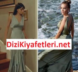 Arıza Ayca Aysin elbisesi